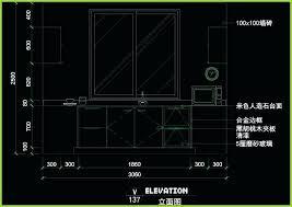 Autocad Kitchen Design Enchanting Autocad Kitchen Cabinet Blocks House Interior Design Urspaceclub