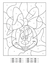Free Disney Color Pages Coloring Pages For Kids Printable Free
