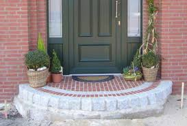 front door stepsDoorstep Tiles  Tiling an exterior front door step  Approved Trader