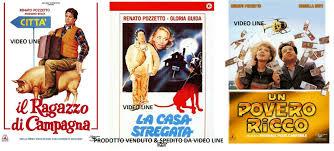 Dvd Il Ragazzo Di Campagna La Casa Stregata Un Povero Ricco (3 Film Dvd)