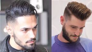 The Most Newest And Top Hairstyle For Men 2017 2018 Cool