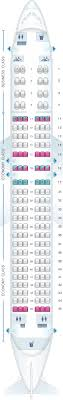 Airbus A320neo Seating Chart Seat Map Air Astana Airbus A320neo Seatmaestro