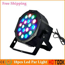 awesome dj lighting equipment or w led stage par light sound active equipment disco lighting projector