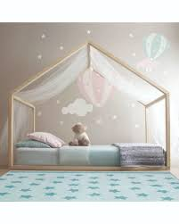 BIG Deal on FULL Canopy Style Bed Montessori Toddler Nursery Kids Room
