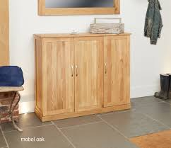 baumhaus mobel solid oak extra. Baumhaus Mobel Oak Extra Large Shoe Cupboard - Style Our Home Solid