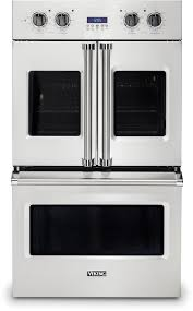 30 inch french door double wall oven
