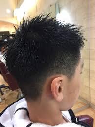 男子中学生カット 香川県高松市 髪にやさしい美容室 アフロディーテ