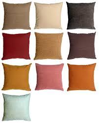 chenille throw pillows. Modren Pillows Arizona Chenille 20x20 Solid Color Throw Pillows To I