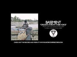 Vinyl Basement Crickets Throw Their Voice official Audio Discogs Basement Crickets Throw Their Voice official Audio Youtube