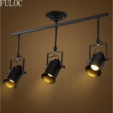 rail track lighting. 2018 Fuloc Cob Ac85 265v Spotlight Adjustable Rail Track Lighting Lamp For Mall From Honpus, $45.23 | Dhgate.Com