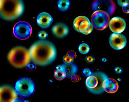 Image result for images of bubbles bursting
