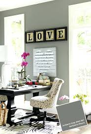 paint colours for office. Amazing Designs Paint Colors Gray Office Interior Calming Colours For .