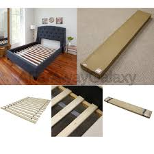 details about classic brands standard solid wood bed support slats bunkie board fits mo