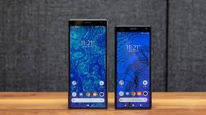 Sony Xperia Comparison Chart Sony Xperia 10 Review Easy To Hold Hard To Use The Verge