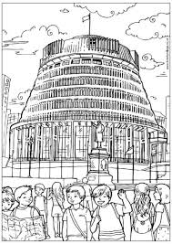 Small Picture New Zealand Colouring Pages
