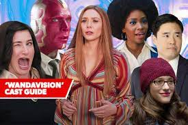 WandaVision' Cast Guide: Who's Who in ...