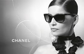 chanel eyewear. chanel spring summer 2013 eyewear ad campaign with laetitia casta h