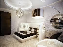 modern bedroom lighting ideas. Awesome Modern Bedroom Lighting Idea With Big Arch Drum Lamp And Unique Hanging Lights Ideas