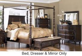Signature Design by Ashley Key Town 3 Piece Queen Size Bedroom Set