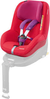 maxi cosi 2waypearl red orchid child car seat