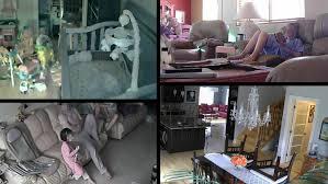Teen home hidden cam