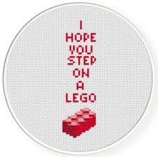 Funny Cross Stitch Patterns Free