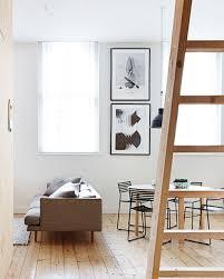 Home Design: Wooden Open Kitchen Furniture - Apartment Melbourne