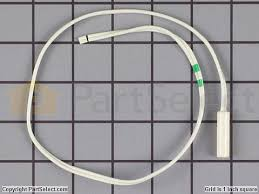 ge wrx temperature sensor partselect 304103 1 s ge wr55x10025 temperature sensor