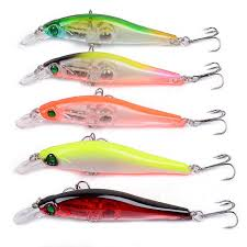 <b>1Pcs</b> 4.7g 7.5cm <b>Minnow</b> Fishing Lures 3D Eyes topwater <b>Floating</b> ...