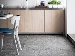 Blue Floor Tiles Kitchen Belgian Bluestone Look Tiles Blue Emotion