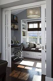 office in house. great contemporary home office in house