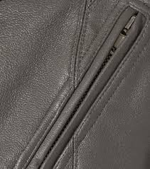 rick owens cropped leather jacket dark dust grey women rick owens shoes for