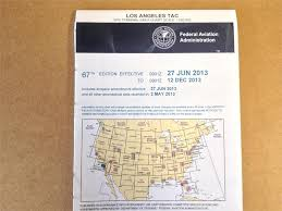 Vfr Terminal Chart Los Angeles