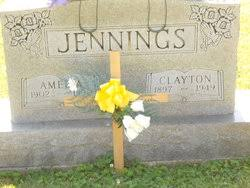 Clayton Jennings (1897-1949) - Find A Grave Memorial