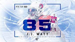 Ranking NFL Top 100 Players of 2021