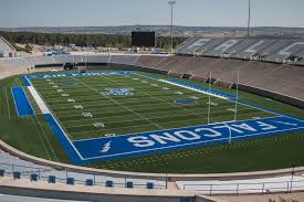 Air Force Football Seating Chart Falcon Stadium Gets A Facelift United States Air Force Academy