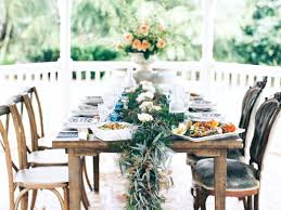 The Top  Wedding Rehearsal Dinner Etiquette QAs - Dining room etiquette
