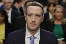 ceo mark zuckerberg testifying before a combined senate judiciary and commerce committee hearing after ranking
