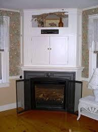 corner gas fireplaces