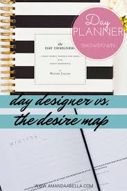 Day Designer Review 2016 Best 2016 Planners Review Desire Map Planner Vs Day
