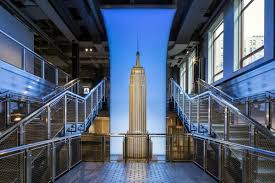 Deco Design And Build Co Ltd Empire State Building Modernisation Continues With