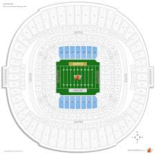Seating Chart Superdome New Orleans Superdome Loge Club Sideline Football Seating