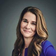 Melinda Gates - Startseite