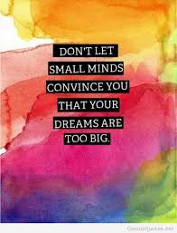 Big Dreams Quotes Best Of Big Dreams Quotes