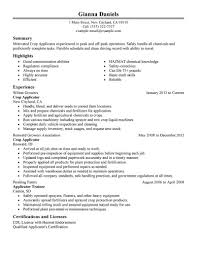 Pest Control Resume Examples Pest Control Resume Examples Examples of Resumes 1