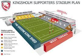 Greene Stadium Seating Chart Gloucester Rugby Stadium Plan