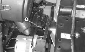 service engine 3 remove left side engine panel