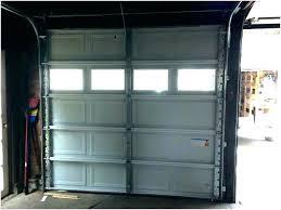 glass door panels replacement glass for doors panels replacement garage doors panels a modern looks garage glass door panels