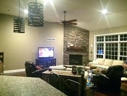 corner fireplace living room arrangement furniture placing with