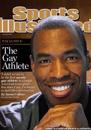 Jason Collins. Raza negra. 34 años. 2'13 metros, 116 kilos. Pivot de la NBA. Primer deportista en activo en la NBA en declarar públicamente su ... - CROP_jason_collins_SI_cover